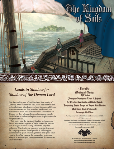 Kingdom of Sails