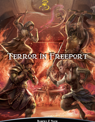 Terror in Freeport (SotDL/Print)