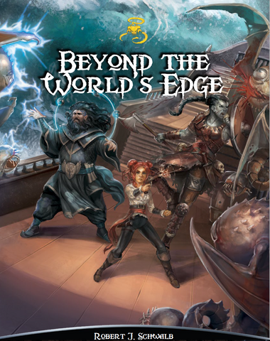 Beyond the World's Edge (Print)