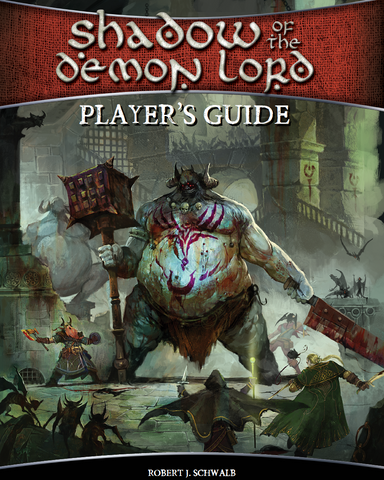 Shadow of the Demon Lord: Player's Guide (PDF)