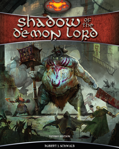 Shadow of the Demon Lord (PDF)