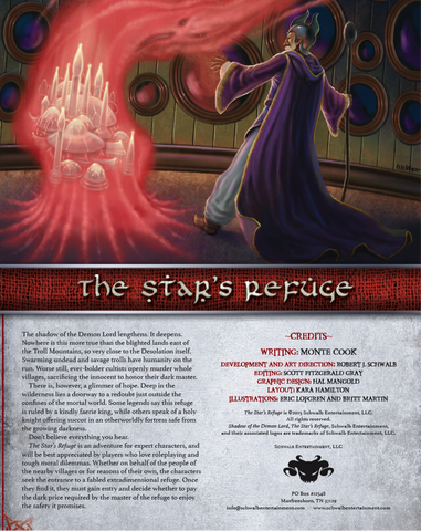 The Star's Refuge (Expert)