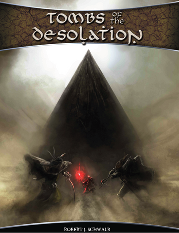 Tombs of the Desolation (PDF)