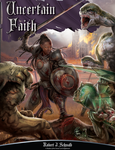 Uncertain Faith (Print)