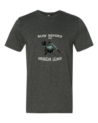 Bow Before the Demon Lord Shirt!