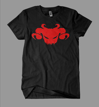 Red Schwalb Entertainment Logo T-Shirt (Men's)