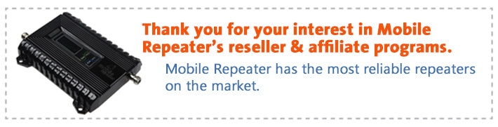 Mobile Signal Booster Reseller / Affiliates