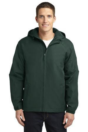 Port Authority Hooded Charger Jacket