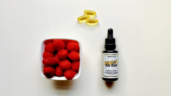 "Why Raspberry Seed Oil Is One Of Our ""IT"" Skincare Ingredients"