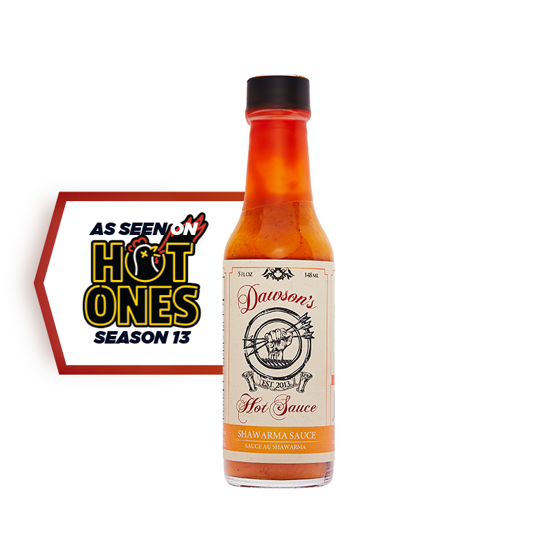 Shawarma Sauce - Hot Ones Season 13 Sauce #2