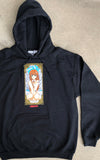 Angel Girl Hooded Sweatshirt