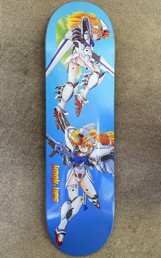 Mobile Suits Duo- 8.25 X 31.75