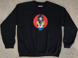 Barrel of a Gun Crew Sweatshirt