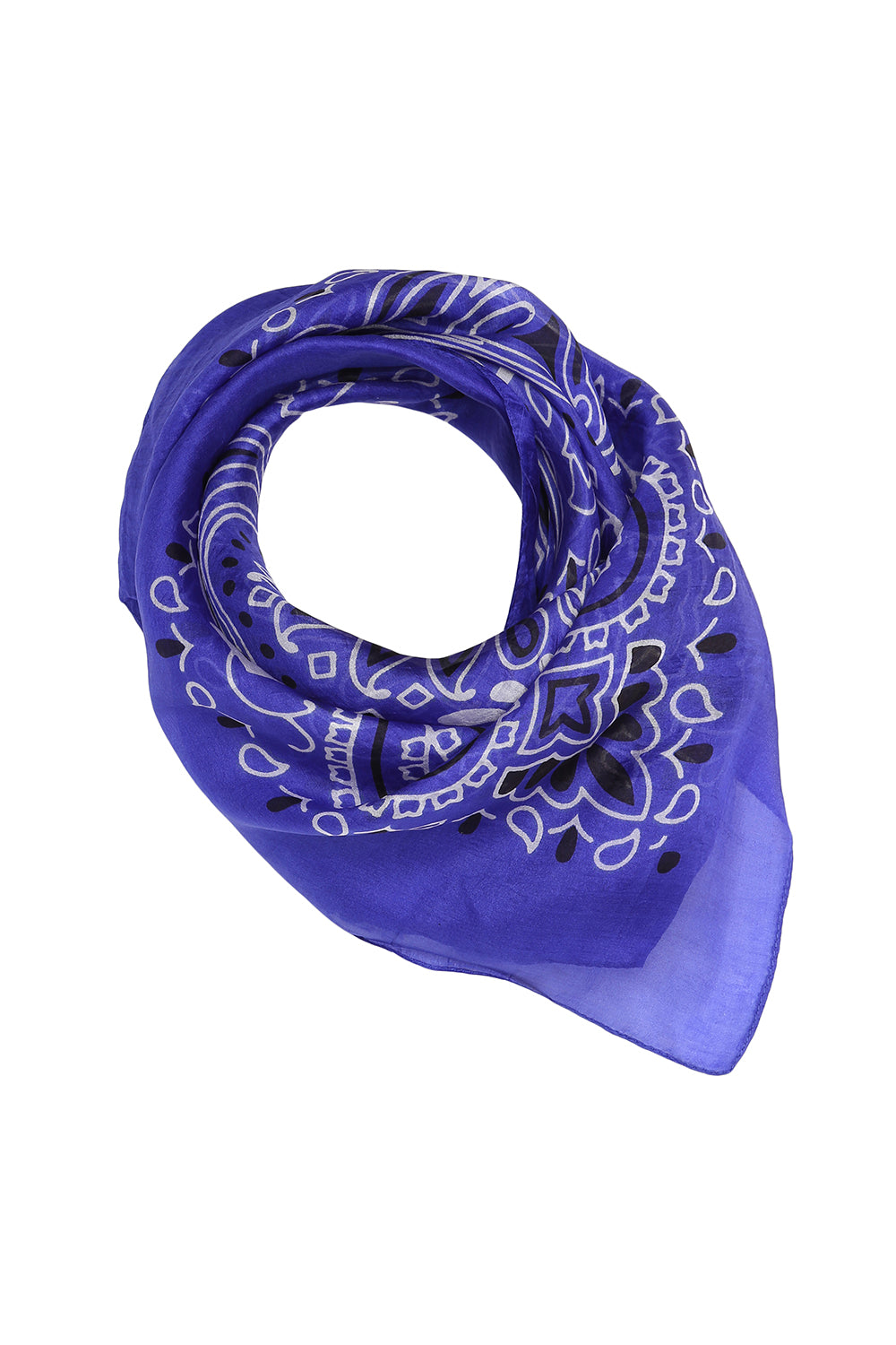 Silk Bandana no. 118
