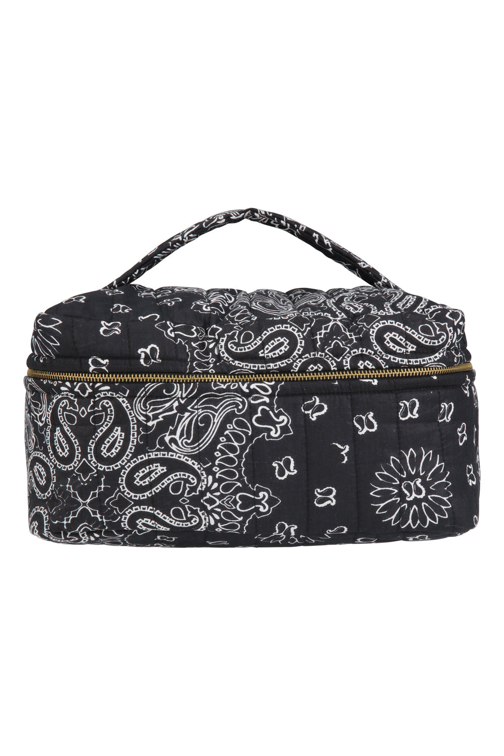 Toilet Bag Bandana Black