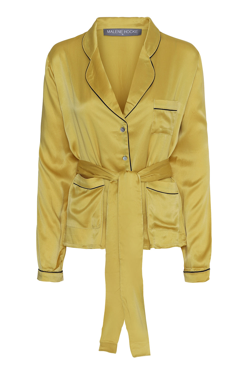 Silk Jacket no. 1008