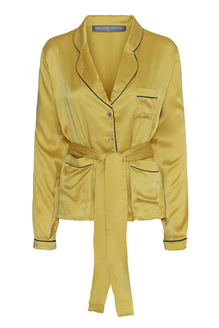 Victoria Silk Jacket no. 1008