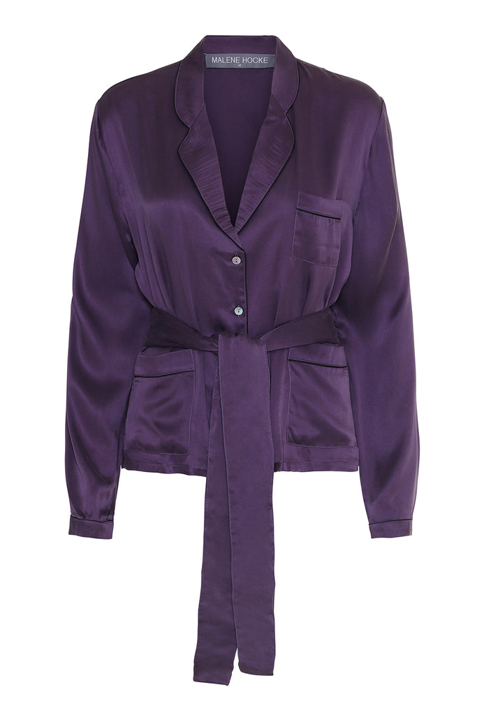 Victoria Silk Jacket no. 109