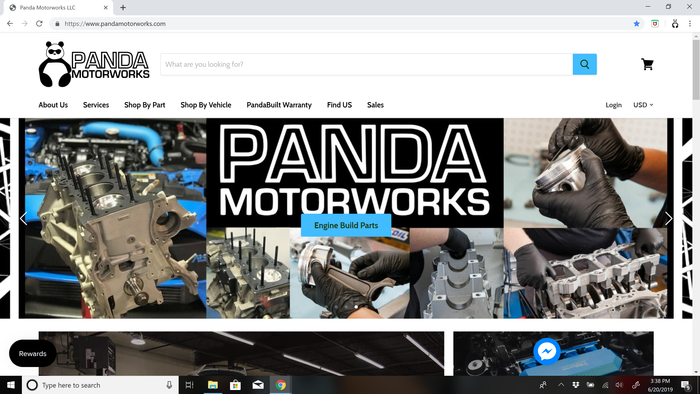 Pandamotorworks.com 3.0 now live!