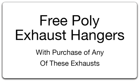 Exhaust Hangers Sale
