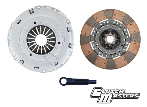 Clutch Masters Ford Focus RS FX400 Clutch Kit Rigid Disc