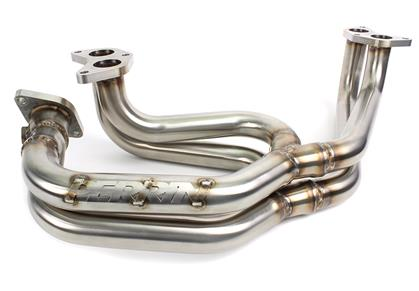 Perrin 02+ WRX / 04+ STi Equal Length Header 1.625 inch Primaries (Big Tube)