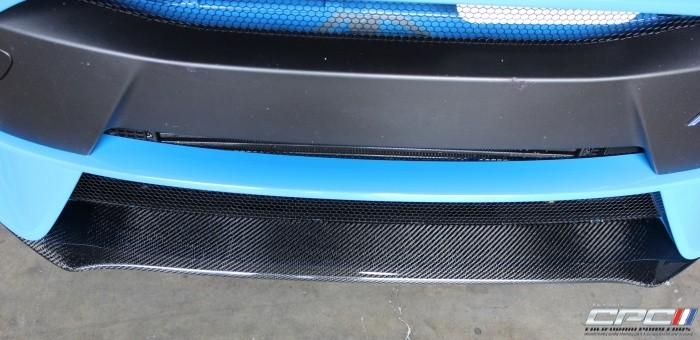 CPC 2016-2018 FOCUS RS CARBON FIBER CHIN SPOILER