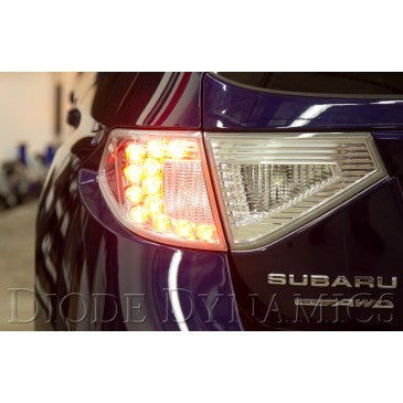2008-2014 Subaru WRX/STi Hatchback Tail as Turn™ +Backup Module (pair) - Panda Motorworks