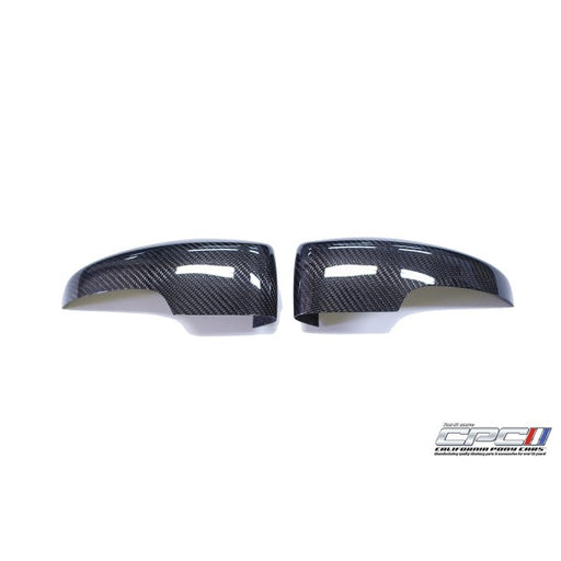 CPC 2012-2018 Ford Focus ST/RS Carbon Fiber Mirror Covers