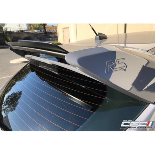 CPC 2016-2018 Ford Focus RS Rear Roof Spoiler Extension