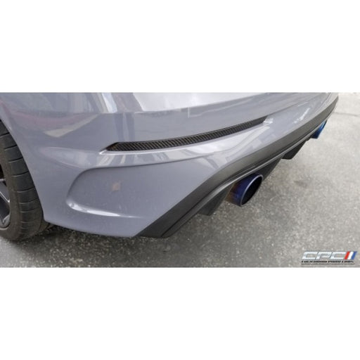 CPC 2016-2018 Focus RS Carbon Fiber Rear Bumper Reflector Covers