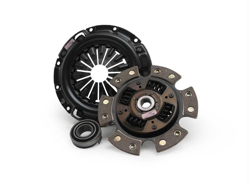 Fidanza V2 Clutch Kit 08-11 Mitsubishi Lancer Evolution X (5 Speed) - Panda Motorworks