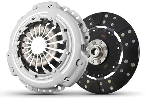 Clutch Masters 08-10 Lancer 2.0L Turbo Evo X 5spd FX350 High Revolution PP Sprung Fiber Clutch Kit - Panda Motorworks