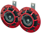 HELLA Supertone 12V High Tone/Low Tone Twin Horn Kit - Panda Motorworks - 1