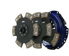 SPEC 13+ Ford Focus 2.0T ST EcoBoost Stage 4 Clutch Kit (Non-SAC) w/ Flywheel - Panda Motorworks
