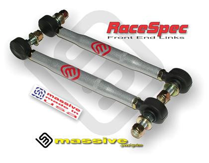 Massive RaceSpec Adjustable End Links - Panda Motorworks - 2