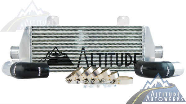 Altitude Autowerks Factory Fit Front Mount Intercooler