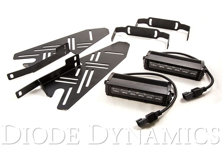 Diode Dynamics 2017-2019 Ford Raptor SAE/DOT LED Lightbar Kit