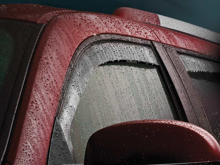 WeatherTech 2019 Ford Ranger Side Window Deflectors