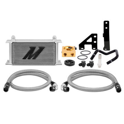 Mishimoto 2015 Subaru WRX Thermostatic Oil Cooler Kit - Panda Motorworks