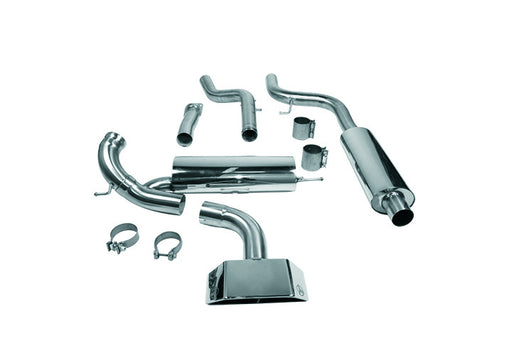 Thermal R&D Focus ST Exhaust System