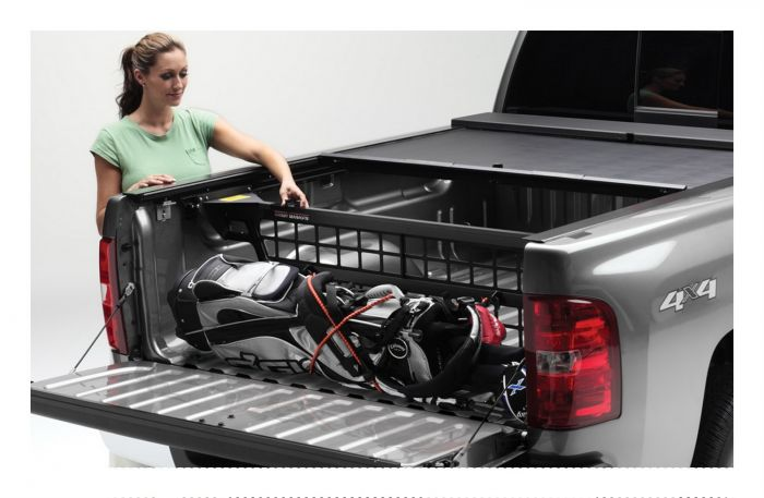 Roll-N-Lock Cargo Manager Rolling Truck Bed Divider, for 2019 Ford Ranger