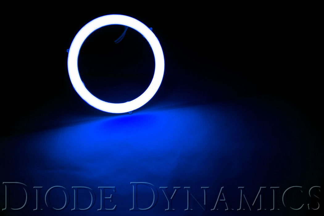 Halo Lights LED 80mm Blue Single Diode Dynamics