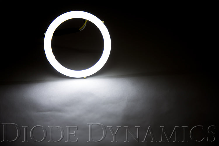 Halo Lights LED 80mm White Pair Diode Dynamics