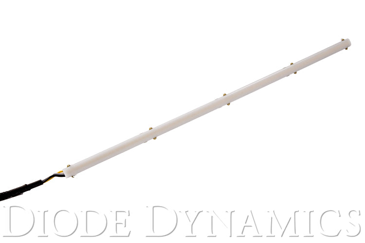LED Strip Lights High Density SF Red 12 Inch Diode Dynamics
