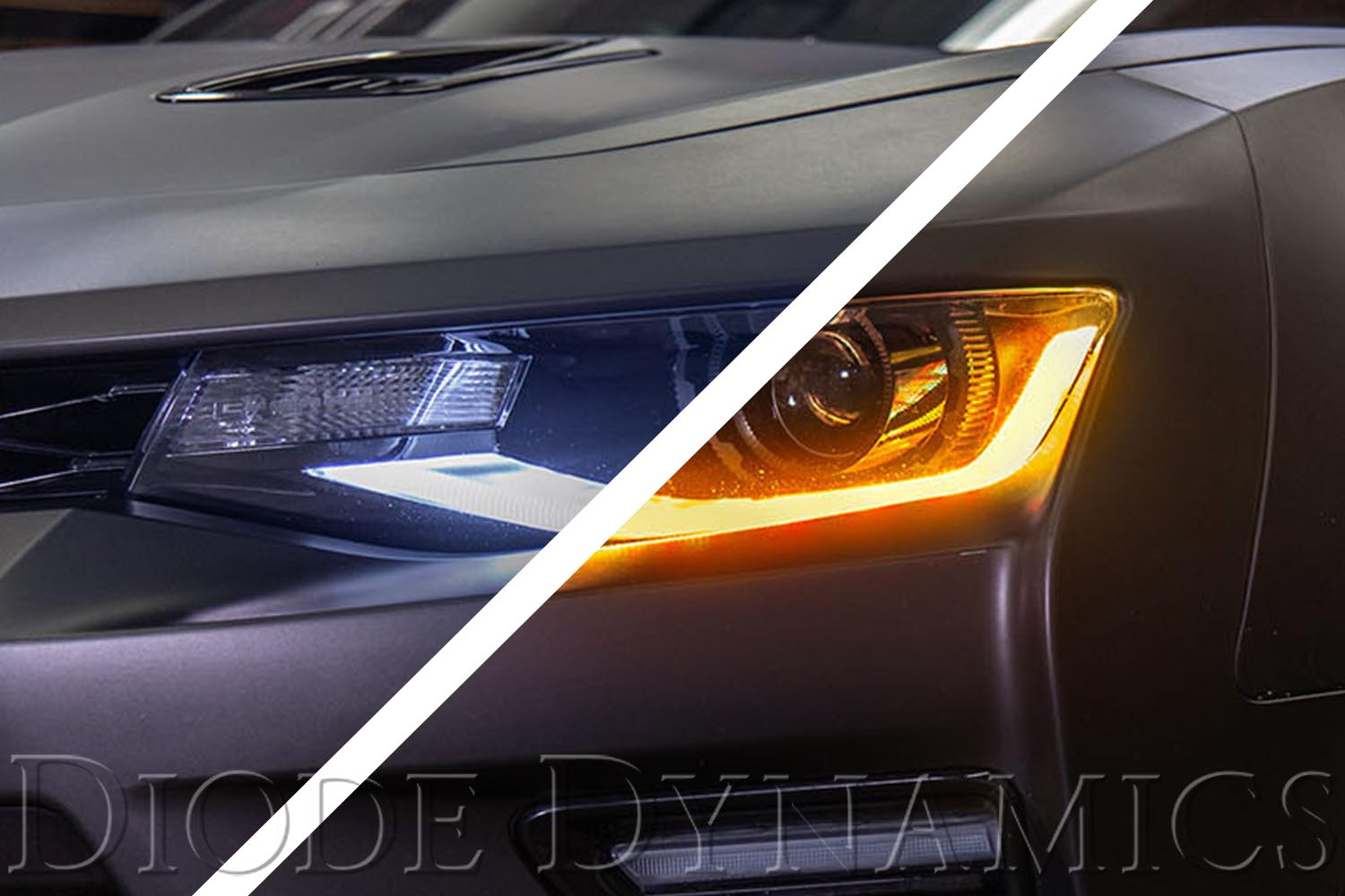 Camaro 2016 SB DRL Boards Diode Dynamics