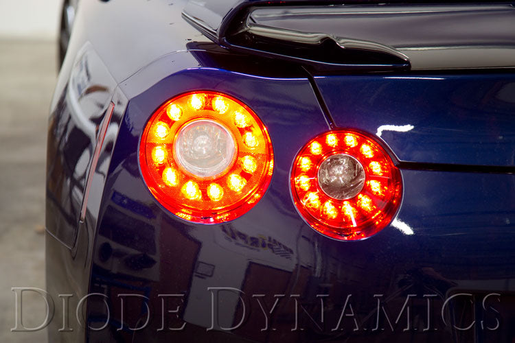 2009-2019 Nissan GT-R Tail as Turn +Backup Module Diode Dynamics