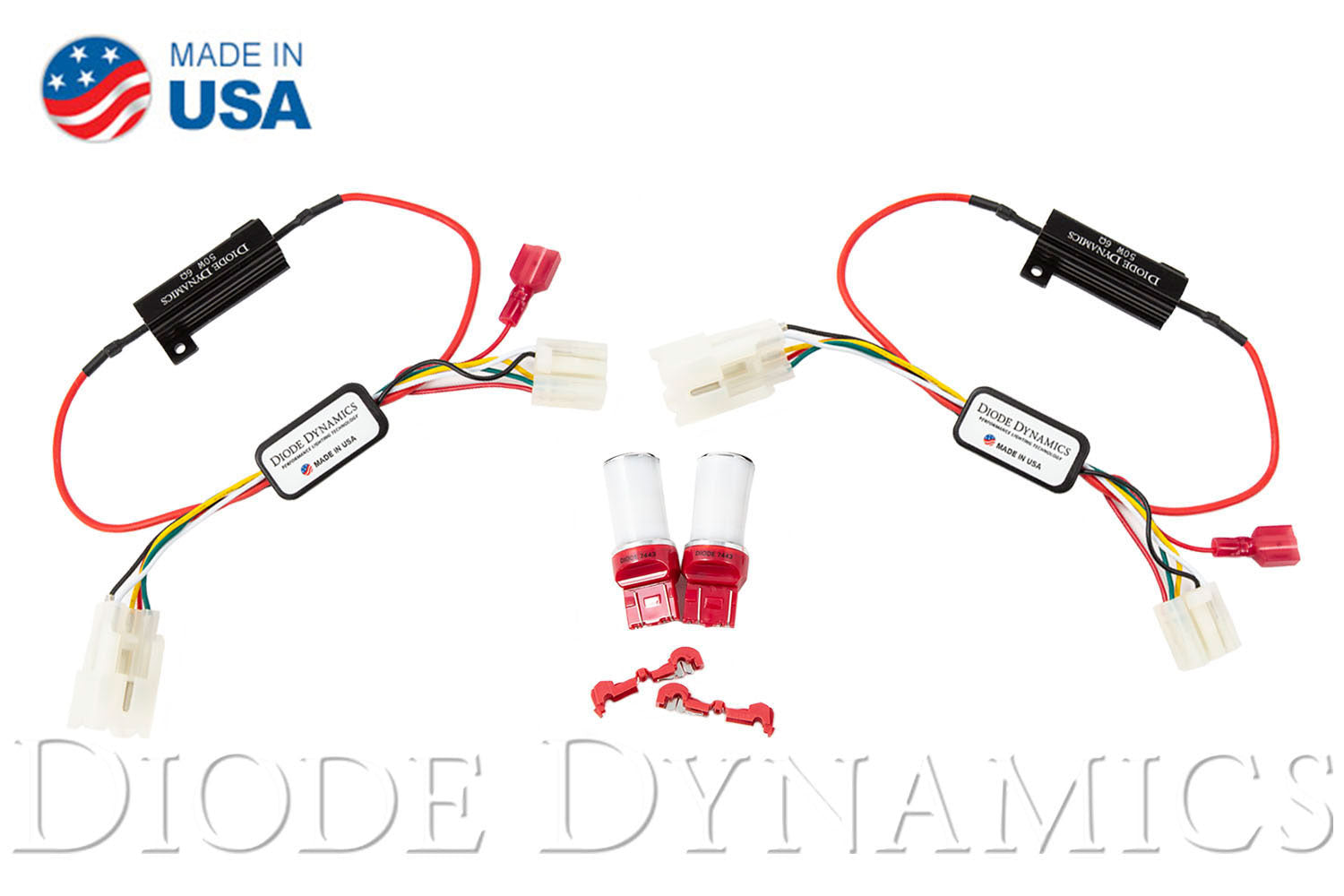 Impreza 12-16 Subaru Impreza Sedan Tail as Turn +Backup Module Diode Dynamics