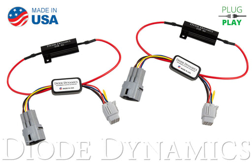 2014-2016 Subaru Forester Standard Tail as Turn Kit Diode Dynamics