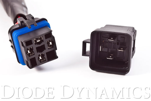 Heavy-Duty HID Relay Harness Single Diode Dynamics